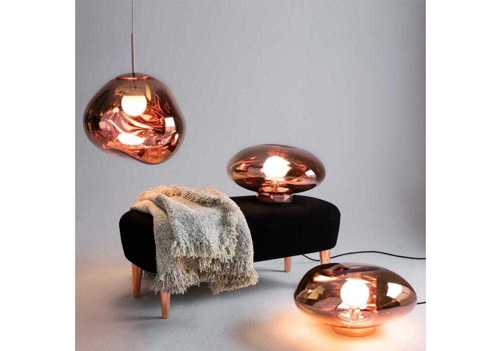 tom dixon melt surface lampe milia shop. Black Bedroom Furniture Sets. Home Design Ideas