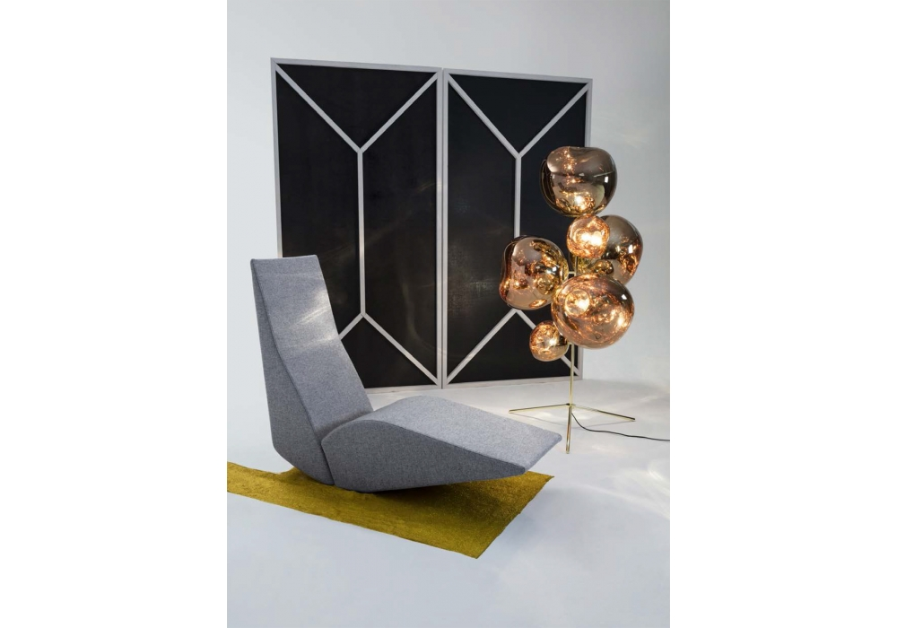 melt standing chandelier tom dixon lampadaire milia shop. Black Bedroom Furniture Sets. Home Design Ideas