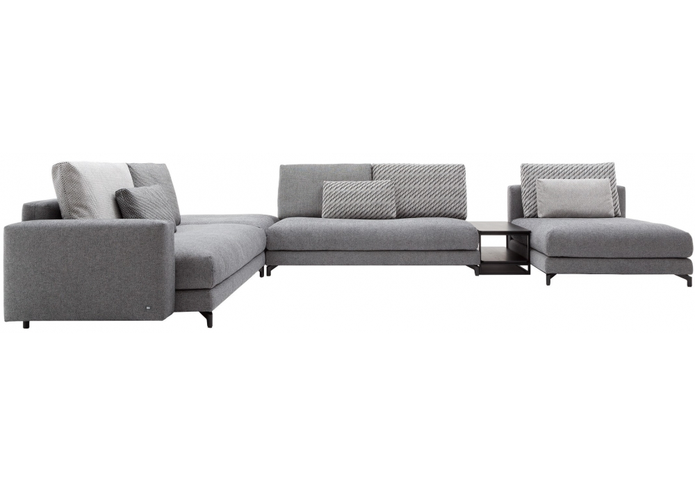 nuvola rolf benz sofa milia shop. Black Bedroom Furniture Sets. Home Design Ideas