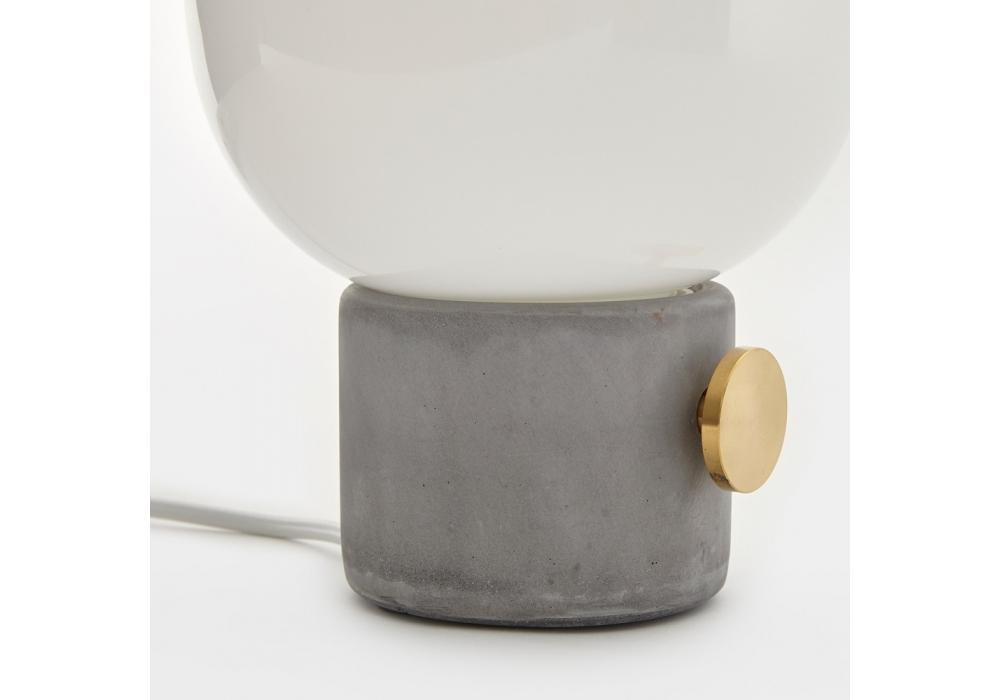 JWDA Concrete Menu Table Lamp