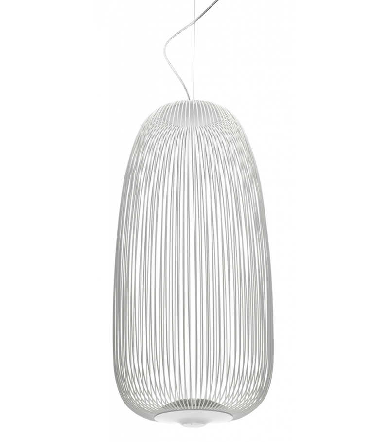 Spokes 1 foscarini lampe de suspension milia shop for Suspension de lampe