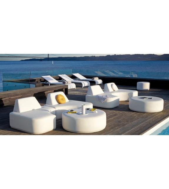 Moon Island Manutti Tavolino/Poggiapiedi