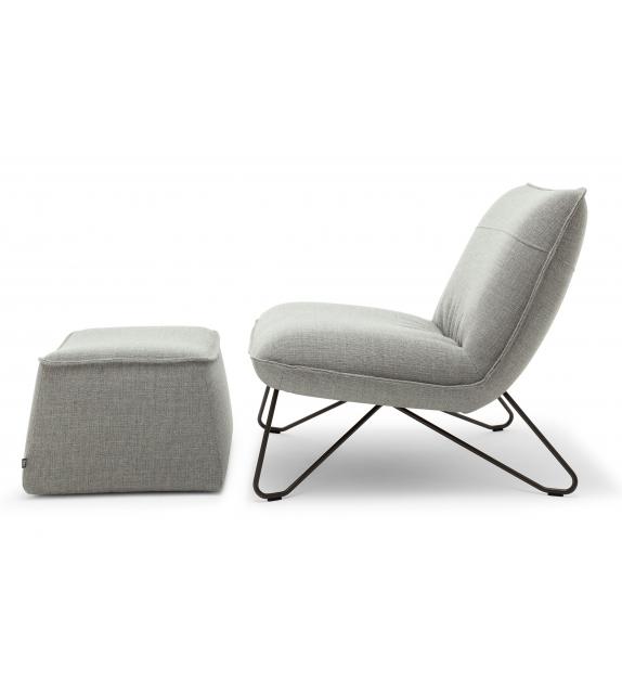 394 rolf benz sessel milia shop. Black Bedroom Furniture Sets. Home Design Ideas