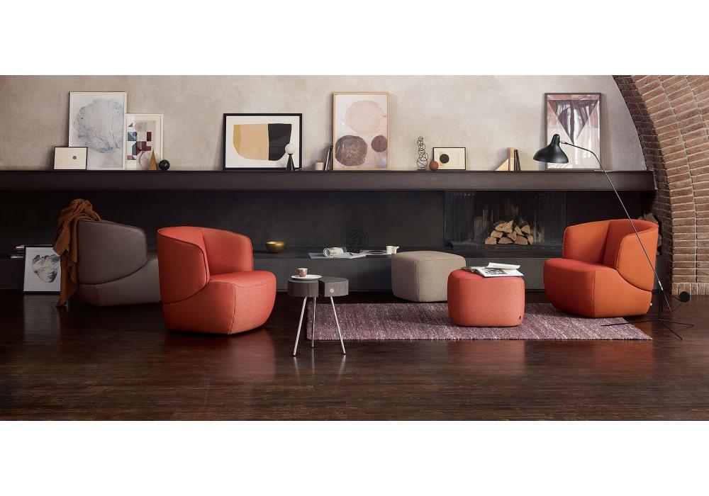 384 rolf benz armchair milia shop. Black Bedroom Furniture Sets. Home Design Ideas