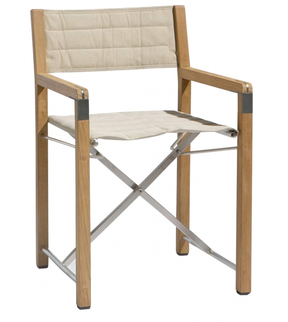 Cross Teak Manutti Chair