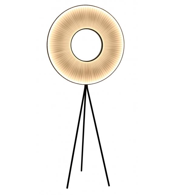 Iris Dix Heures Dix Lampada da Terra