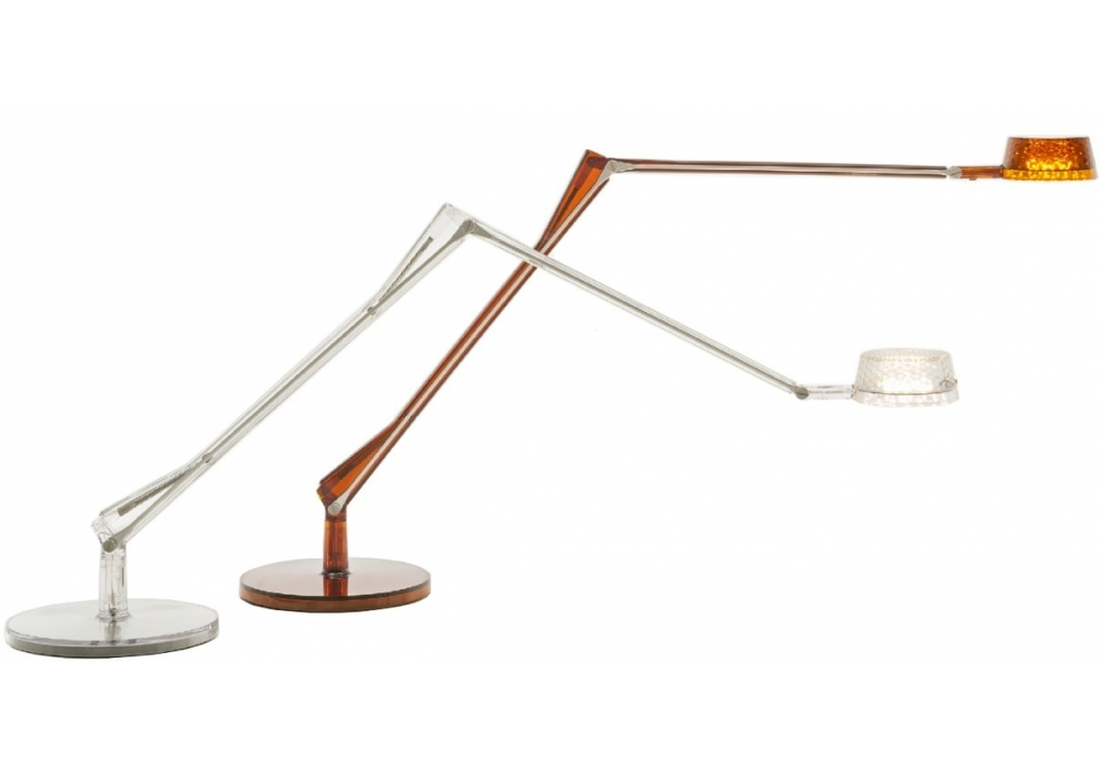 aledin dec kartell lampe de table milia shop. Black Bedroom Furniture Sets. Home Design Ideas
