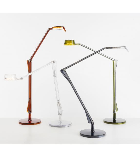 aledin tec kartell lampe de table milia shop. Black Bedroom Furniture Sets. Home Design Ideas