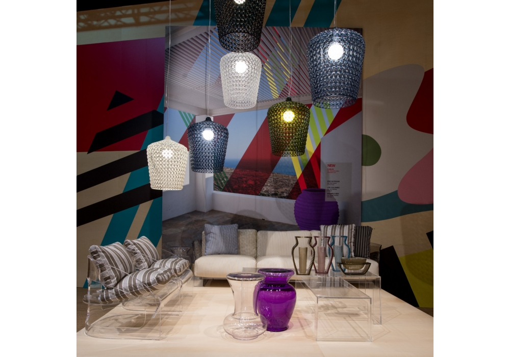 Kabuki Kartell Suspension Lamp Milia Shop