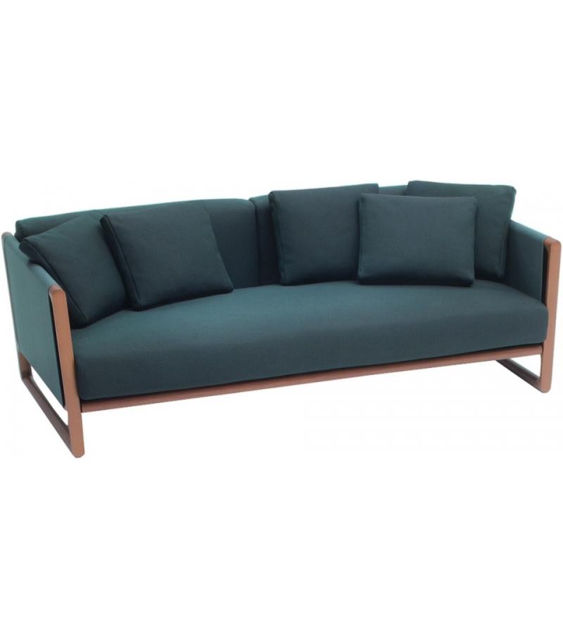 portofino paola lenti sofa milia shop. Black Bedroom Furniture Sets. Home Design Ideas