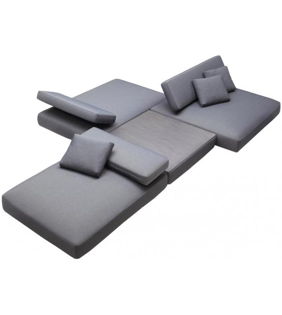Agio Paola Lenti Modular Sofa