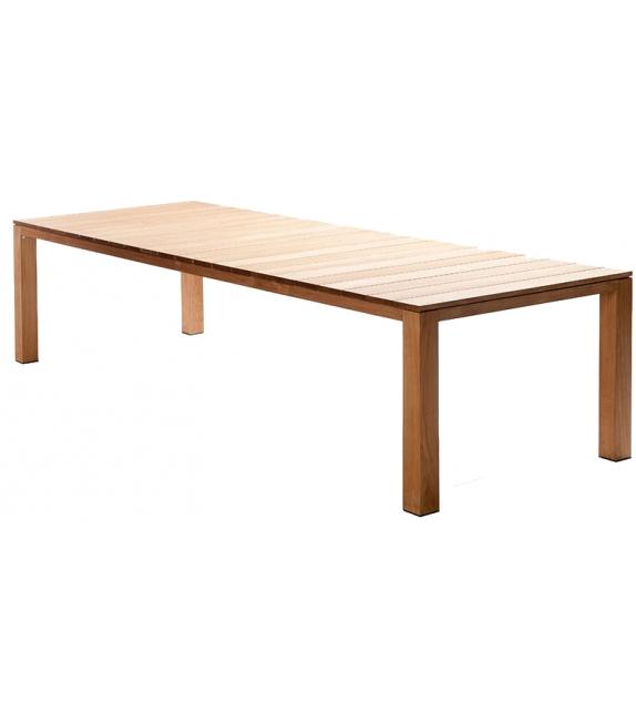Kos Teak Tribù Table
