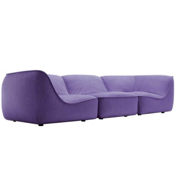 Canape 2 places fly interesting canape tablettes fly and for Housse futon walmart
