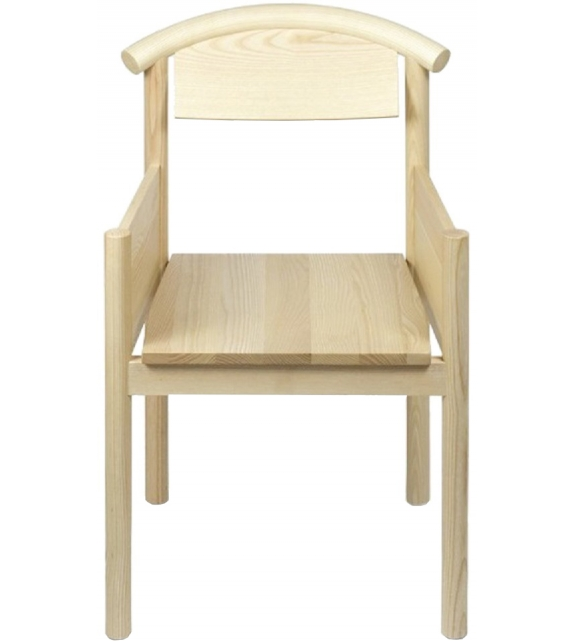 Plan InternoItaliano Chair with Armrests