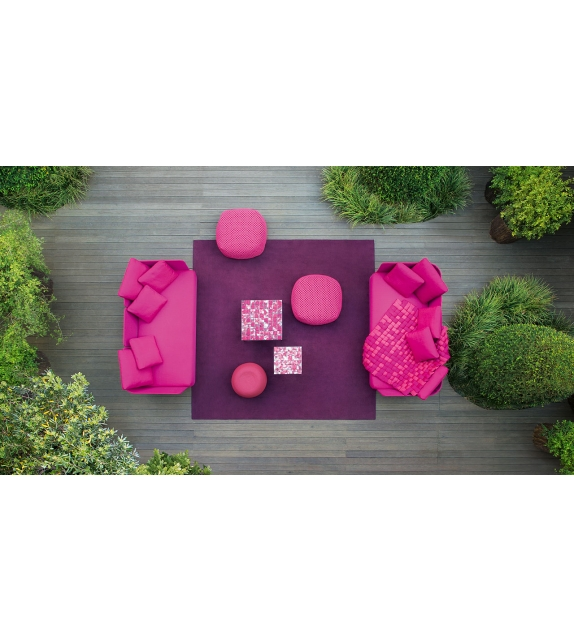 Wind Low Paola Lenti Alfombra