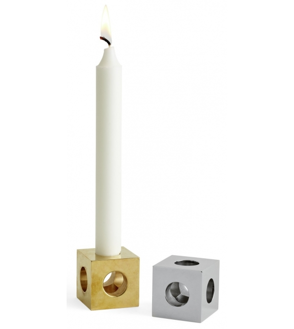 Cube Candle Holder Menu