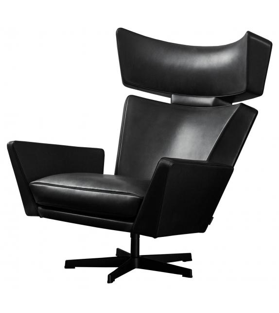 Oksen Fritz Hansen Lounge Chair