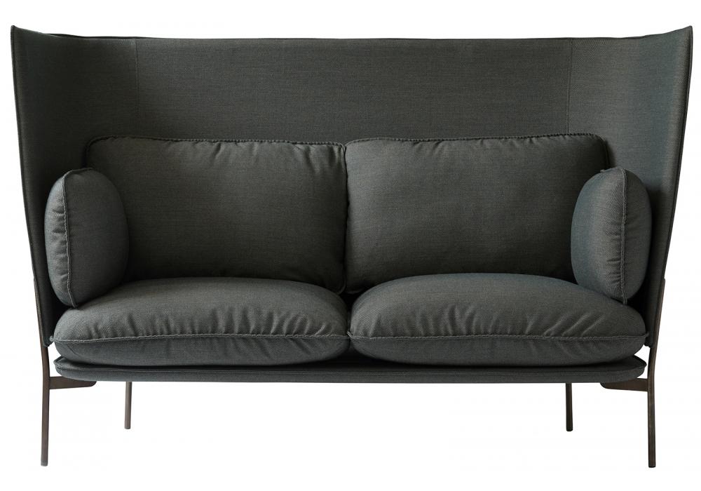 Cloud High Back &Tradition Sofa - Milia Shop