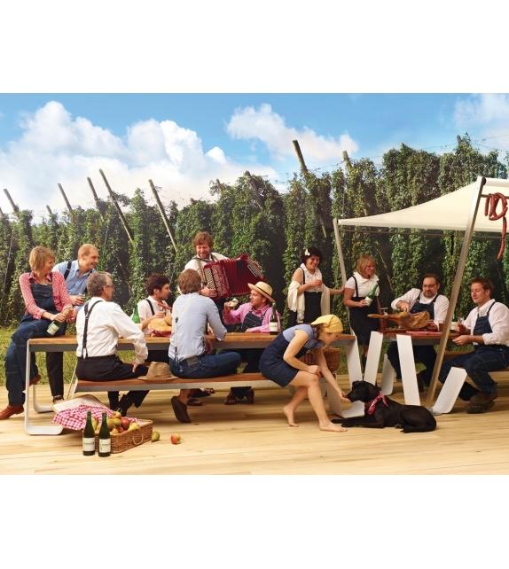 Hopper Combi Extremis Table
