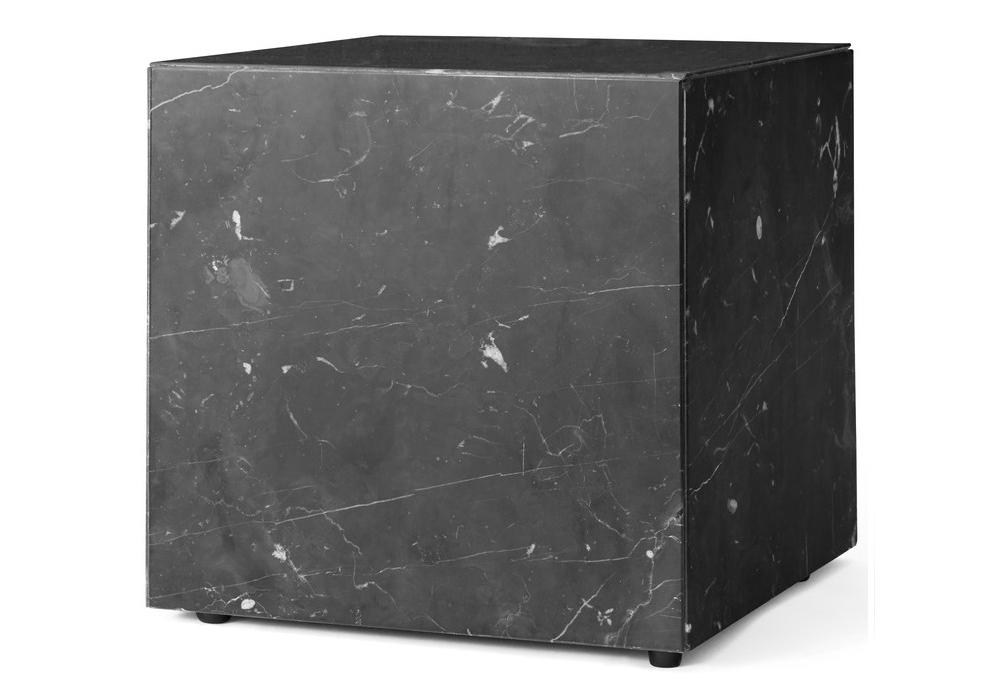 Plinth Cubic Menu Side Table Milia Shop