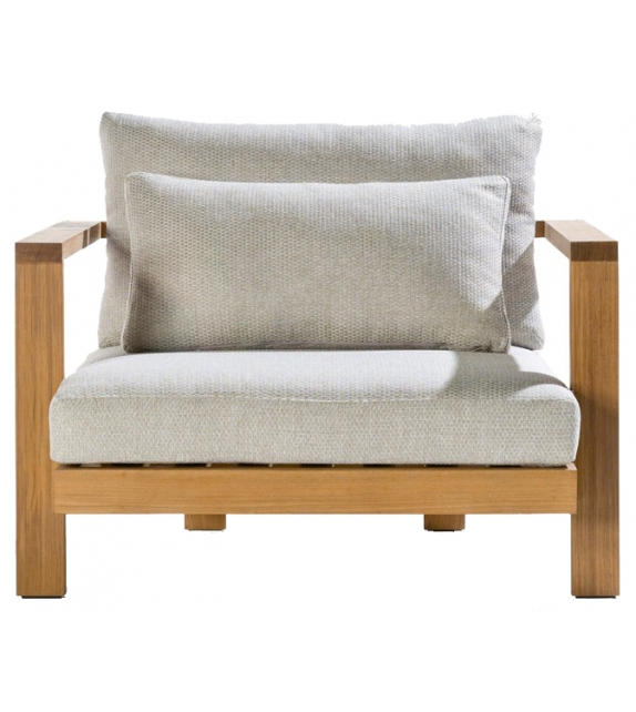 Pure Sofa Tribù Sillón