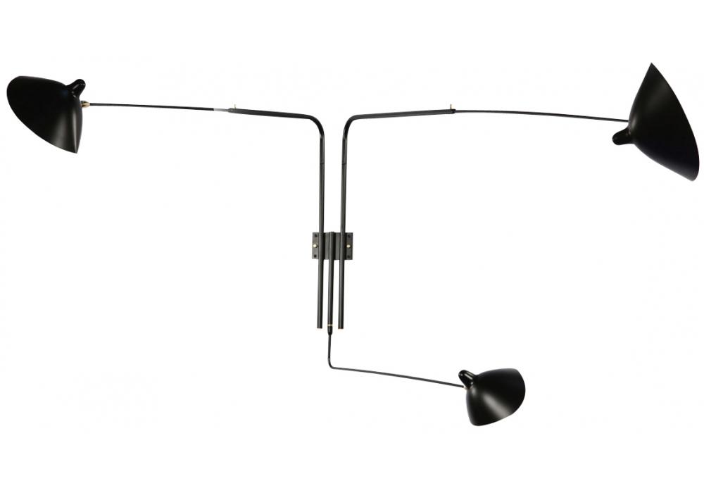 ap3b serge mouille wandleuchte milia shop. Black Bedroom Furniture Sets. Home Design Ideas