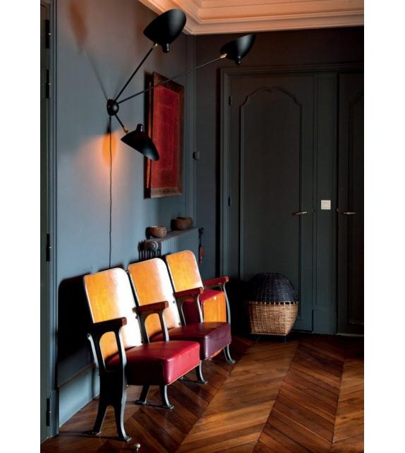 sconce spider 3 still arms serge mouille milia shop. Black Bedroom Furniture Sets. Home Design Ideas