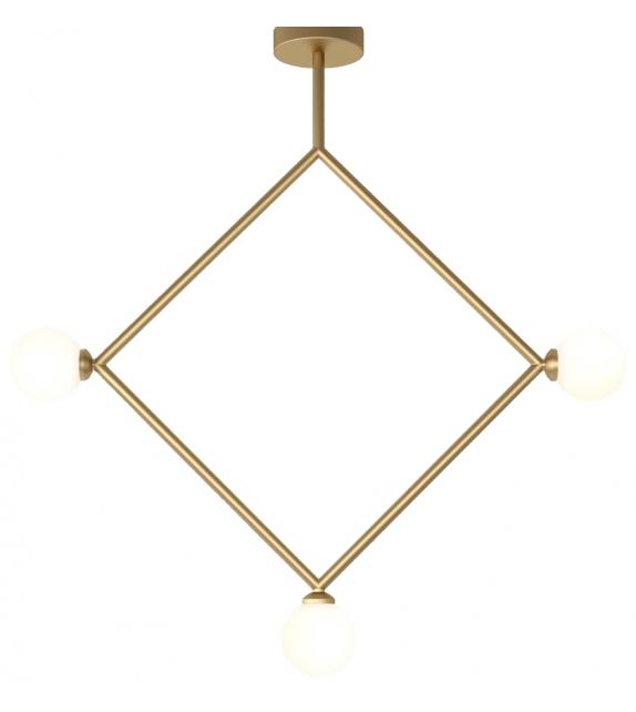 Triangle Atelier Areti Lampada a Sospensione