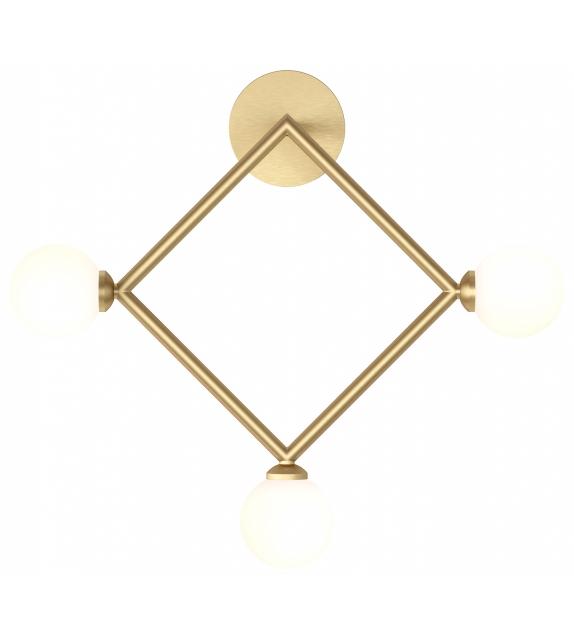 Rhombus Atelier Areti Wall Lamp