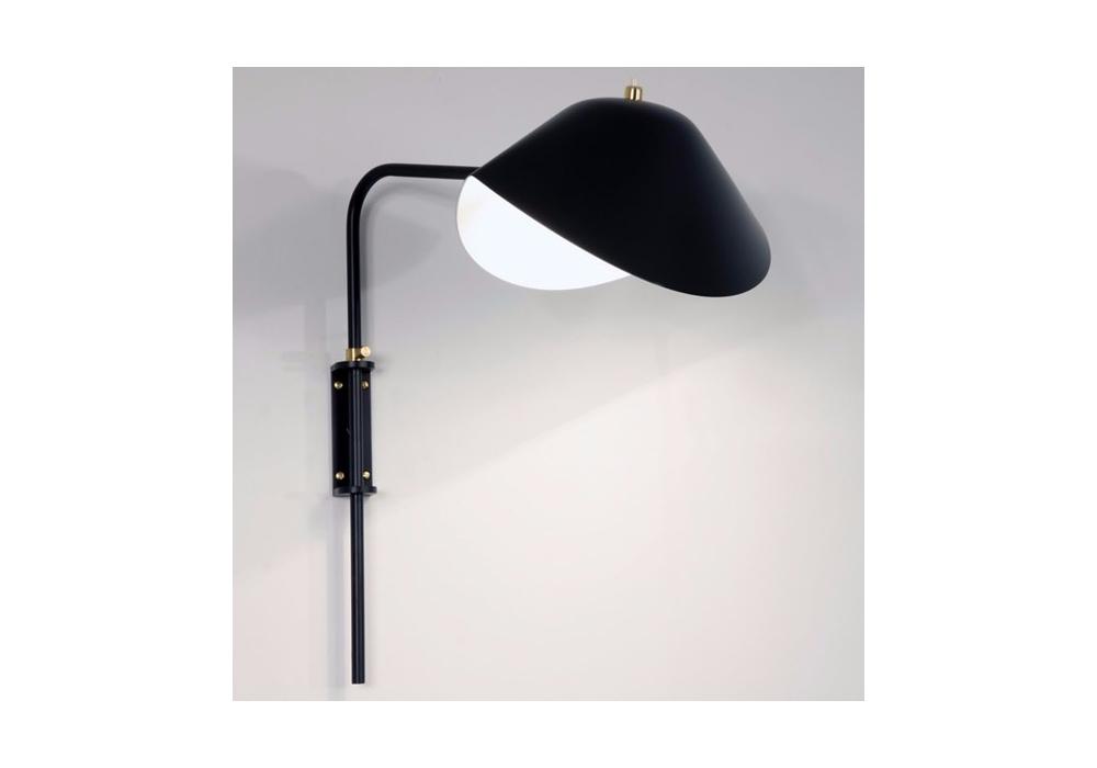 petite applique de chevet antony serge mouille milia shop. Black Bedroom Furniture Sets. Home Design Ideas