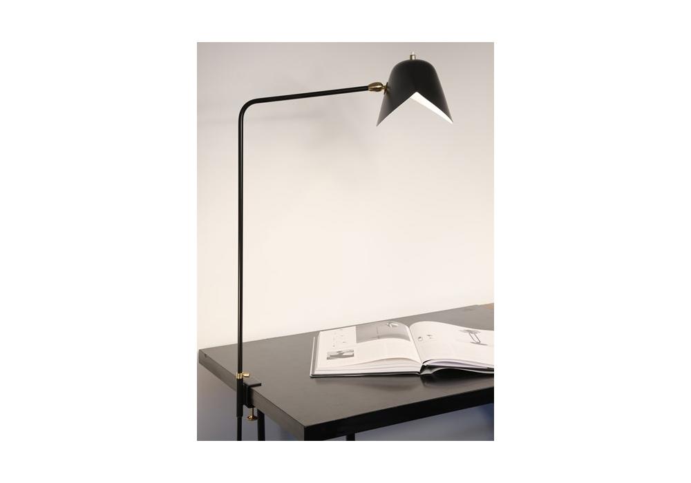 agraf e simple serge mouille lampe de table milia shop. Black Bedroom Furniture Sets. Home Design Ideas