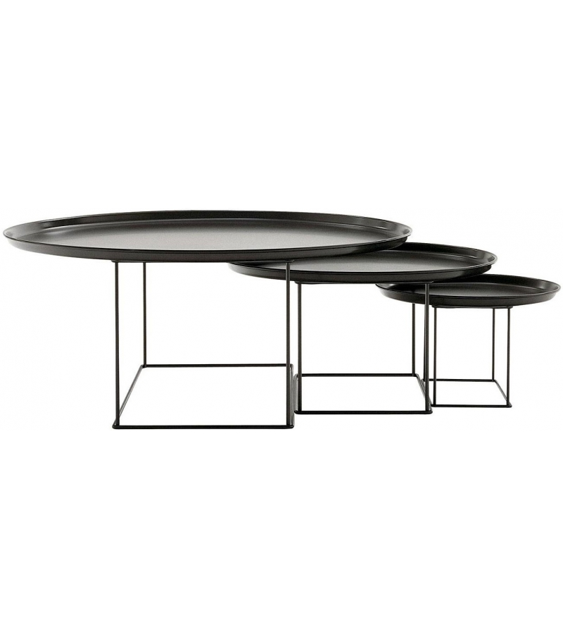 Fat fat b b italia occasional table milia shop for Bb itala