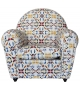 Ex Display - Baby Vanity Fair Poltrona Frau Small Armchair