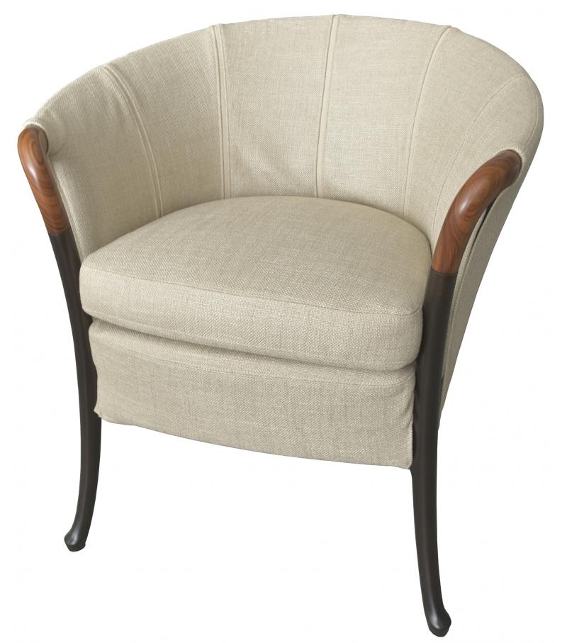 Progetti Blossom Giorgetti Small Armchair