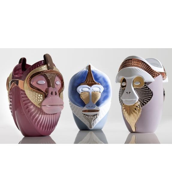 Primates Mandrillus Bosa Vase