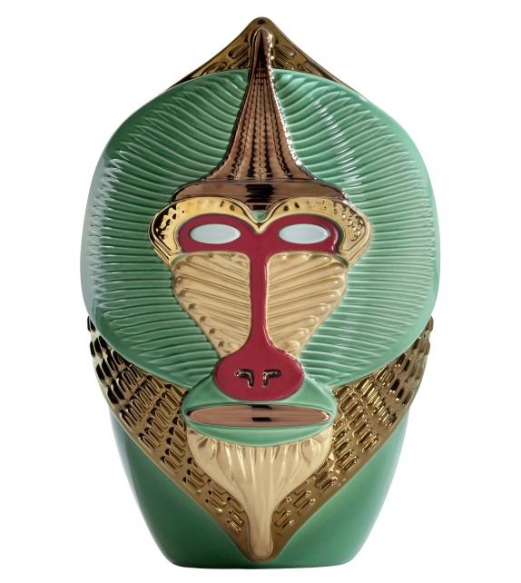 Bosa Primates Mandrillus Vase