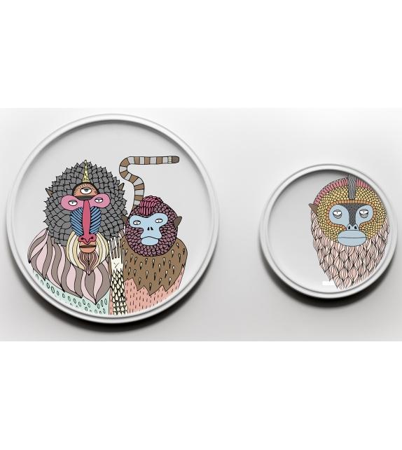Primates Bosa Plaque