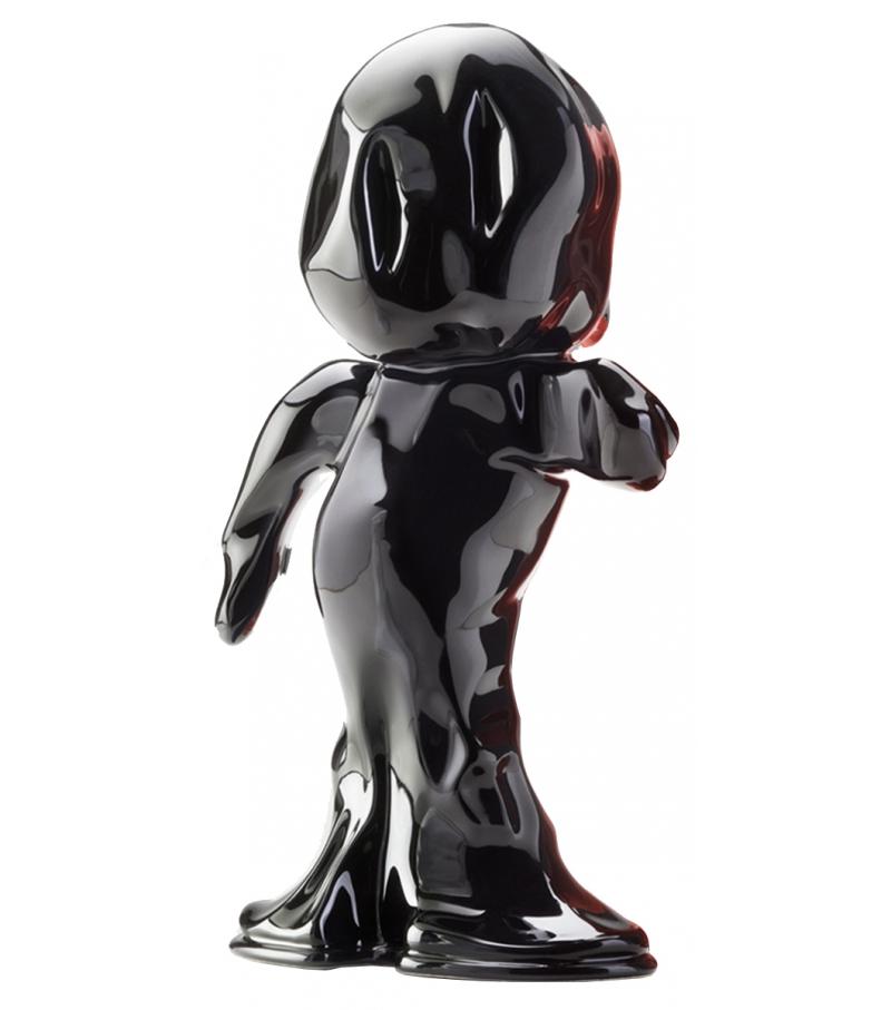 Momonsters Red Atomic Bosa Sculpture