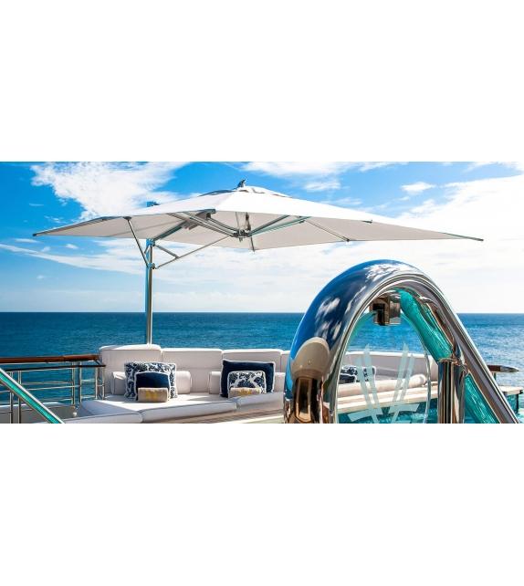 Ocean Master MAX Single Cantilever Tuuci Sunshade