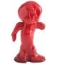 Momonsters Red Atomic Bosa Skulptur