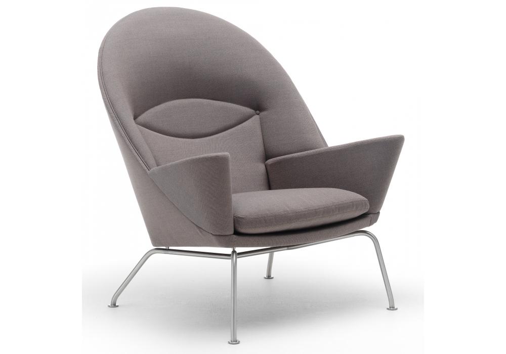 ch468 oculus chair carl hansen s n sessel milia shop. Black Bedroom Furniture Sets. Home Design Ideas