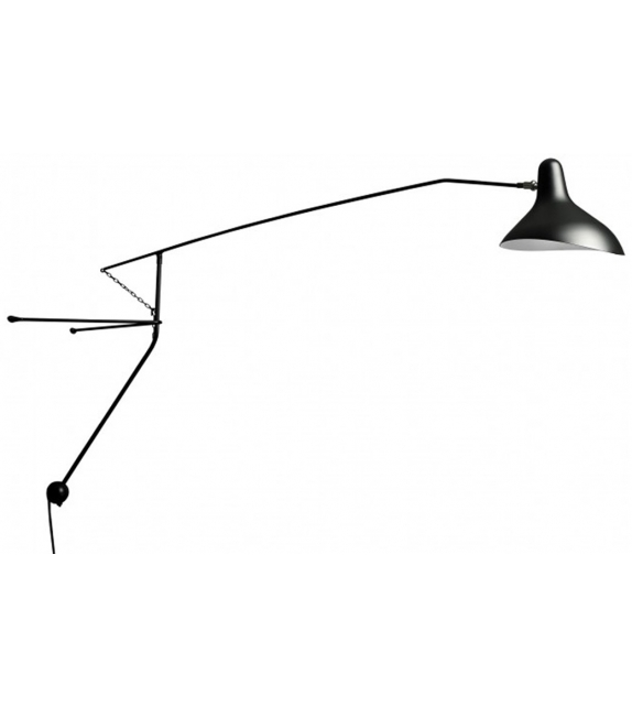 Mantis BS2 DCW Éditions/Schottlander Wall Lamp
