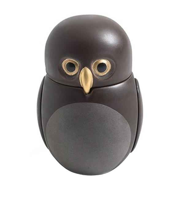 Owls Civetta Nana Vase Bosa