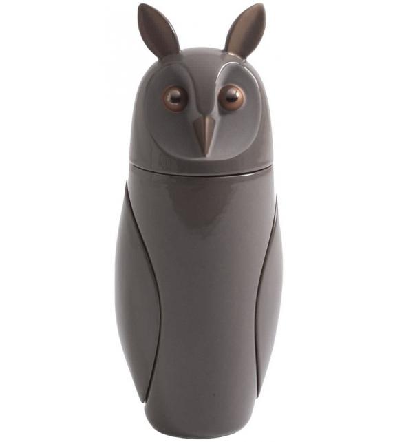 Owls Hibou Vase Bosa