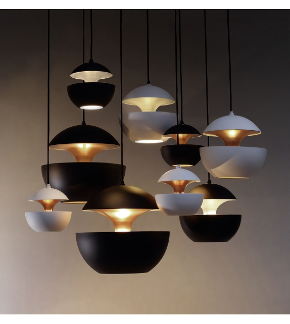 Here Comes The Sun DCW Éditions Suspension Lamp
