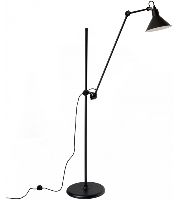 N°215 DCW Éditions-Lampe Gras Floor Lamp