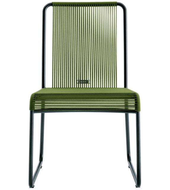 Harp 349 Chaise Roda