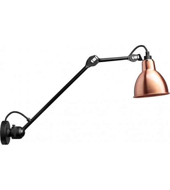 N°304L40 DCW Éditions-Lampe Gras Wall Lamp