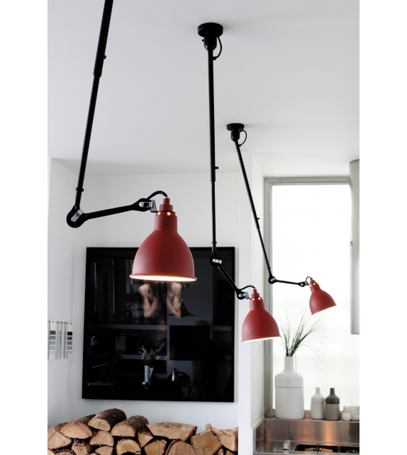 N°302 DCW Éditions-Lampe Gras Lampada a Sospensione