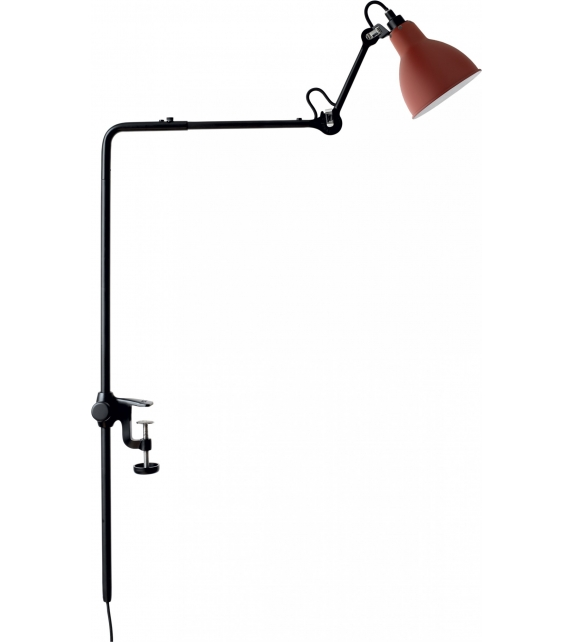 N°226 DCW Éditions-Lampe Gras Lamp with Clamp